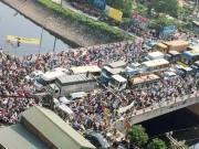 Tin tức trong ngày - Hà Nội áp dụng cấm xe máy theo ngày chẵn lẻ