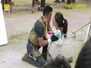 Ngô Kinh nói về cảm giác hôn bạn diễn trong Chiến lang 2