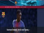 Barca mua Dembele 105 triệu euro: Kích hoạt tiếp  bom tấn  kép Coutinho - Di Maria
