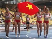 Người đẹp điền kinh Việt Nam bội thu HCV: Chói lòa nụ cười hạnh phúc