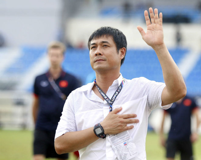 Ai thay HLV Hữu Thắng dẫn dắt ĐT Việt Nam đấu Campuchia ngày 5/9?