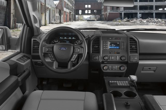 Ford F-150 Police Responder: Bán tải cho cảnh sát - 3