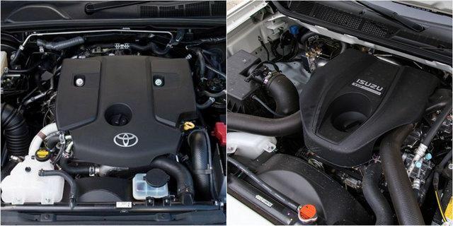 1 tỷ đồng nên mua Toyota Fortuner hay Isuzu mu-X? - 3