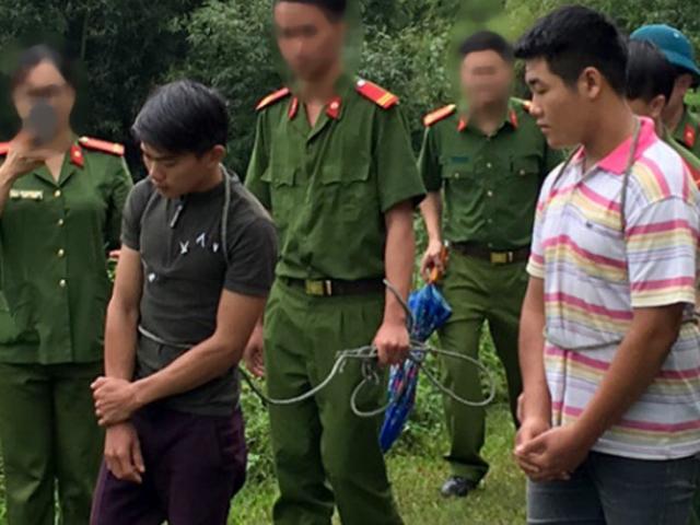 Thiếu nữ bị hai gã trai thay nhau cưỡng hiếp sau buổi sinh nhật