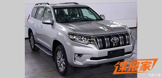 Toyota Prado 2018 thêm bản 5 chỗ, giá từ 735 triệu đồng