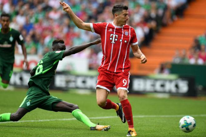 Werder Bremen – Bayern Munich: Sai lầm và 2 tuyệt phẩm siêu tốc - 1