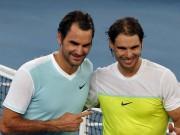 Phân nhánh US Open: Chờ bán kết trong mơ Nadal - Federer