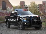 Ford F-150 Police Responder: Bán tải cho cảnh sát