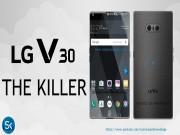 """LG V30 hứa hẹn mang lại  """" âm thanh hấp dẫn """""""