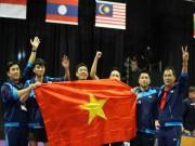 Cập nhật SEA Games 26/8: Bóng bàn HCV lịch sử, Huy Hoàng phá sâu kỷ lục