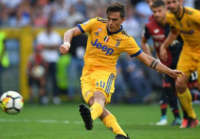 Genoa - Juventus: Tưng bừng ngược dòng 6 bàn thắng - 1