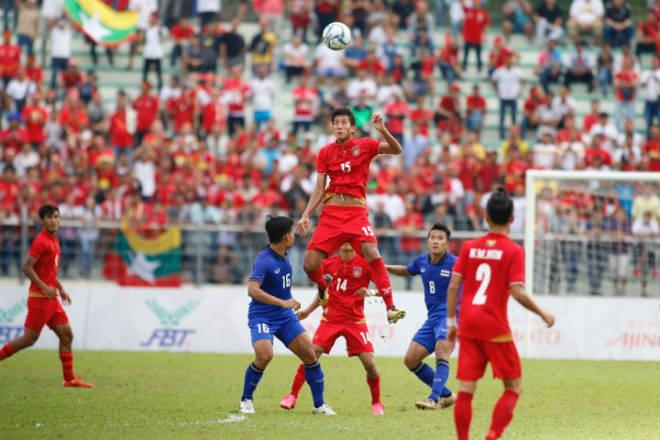 Tiêu điểm bóng đá SEA Games 26/8: Chung kết kém vui vì U22 Việt Nam - 1