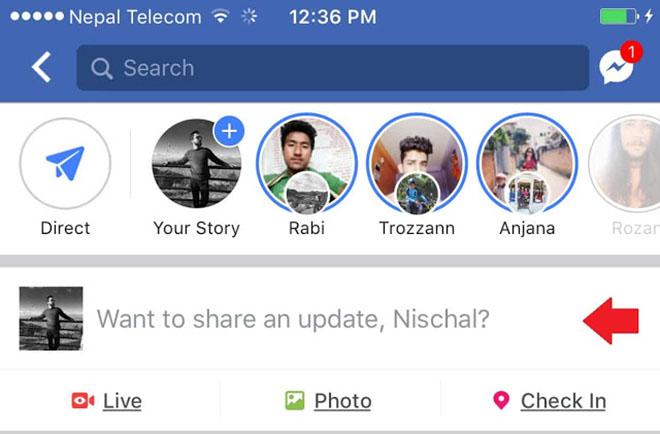 Dùng ảnh 360 độ làm ảnh bìa cho Facebook bằng iPhone - 3