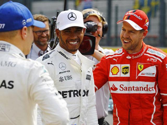 """Đua xe F1: Lốp xe và những """"ngư ông đắc lợi"""" - 6"""