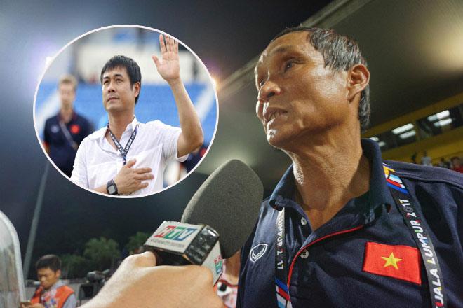 HLV Mai Đức Chung thay Hữu Thắng dẫn dắt tuyển Việt Nam