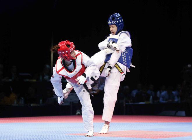 Cô gái Vàng taekwondo Hà Thị Nguyên: Bố mẹ giục lấy chồng, vẫn ham chinh phục - 2