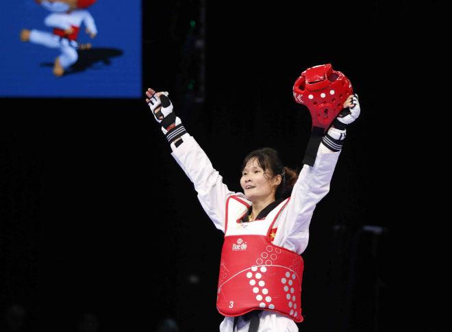 Cô gái Vàng taekwondo Hà Thị Nguyên: Bố mẹ giục lấy chồng, vẫn ham chinh phục - 3