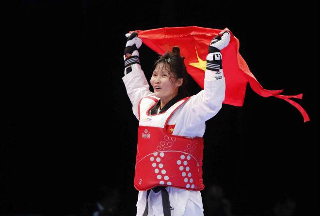 Cô gái Vàng taekwondo Hà Thị Nguyên: Bố mẹ giục lấy chồng, vẫn ham chinh phục - 4
