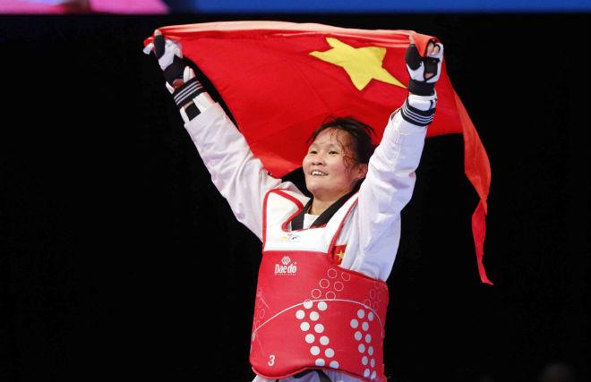 Cô gái Vàng taekwondo Hà Thị Nguyên: Bố mẹ giục lấy chồng, vẫn ham chinh phục - 6