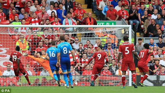 Liverpool - Arsenal: Sức tấn công không tưởng - 1