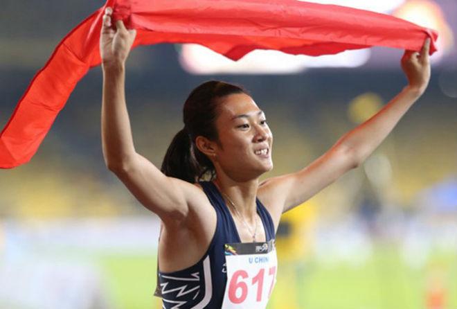 'Nữ hoàng tốc độ' Tú Chinh và tham vọng chinh phục châu Á - 1