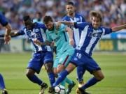 Alaves - Barcelona: Messi và hai bộ mặt trái ngược