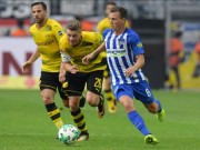 Dortmund - Hertha Berlin: Phục hận nhờ cựu SAO Real