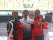 Yến Hoa chạy 100m rào: Nợ môn học, phá kỷ lục SEA Games đã 22 năm