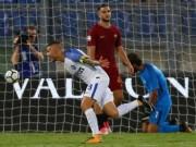 AS Roma - Inter Milan: May mắn khó ngờ, siêu sao tỏa sáng