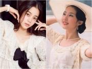 """Nữ thần 17 tuổi thế chỗ Lưu Diệc Phi trong  """" Kim phấn thế gia """"  là ai?"""