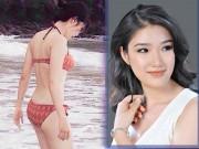 Làm đẹp - Chân dài Hà thành giảm 17kg đạt số đo hình thể chuẩn để thi Hoa hậu