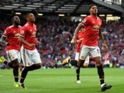 """Bóng đá - MU đại thắng 3 trận: Mourinho vẫn loay hoay đòn """"tạt cánh đánh đầu"""""""