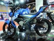 Suzuki GSX-S150 2017 về Thái Lan, rẻ hơn nhiều ở Việt Nam