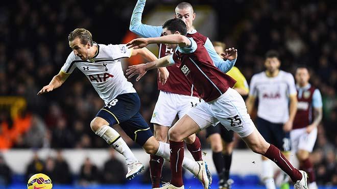 Tottenham - Burnley: Cầm vàng lại để vàng rơi