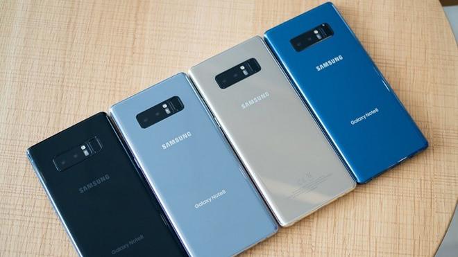 Đây là cách Samsung Note 8 khiến giới công nghệ phải ngả mũ thán phục - 1