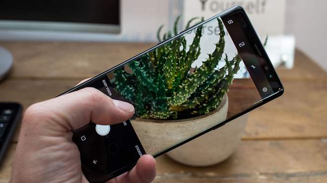 Đây là cách Samsung Note 8 khiến giới công nghệ phải ngả mũ thán phục - 2