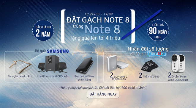Đây là cách Samsung Note 8 khiến giới công nghệ phải ngả mũ thán phục - 4