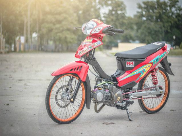 Cận cảnh phiên bản sản xuất của Honda 150SS Racer concept - 5