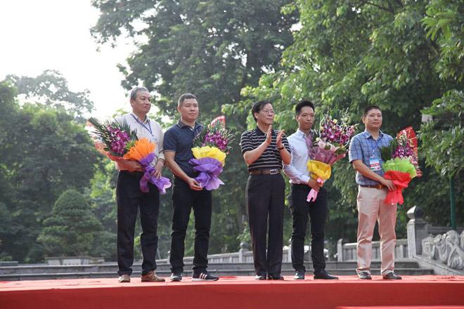 GIANT Việt Nam tài trợ giải đua xe đạp Hà Nội mở rộng lần thứ IV 2017 - 1