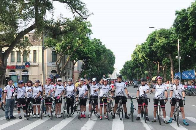 GIANT Việt Nam tài trợ giải đua xe đạp Hà Nội mở rộng lần thứ IV 2017 - 5