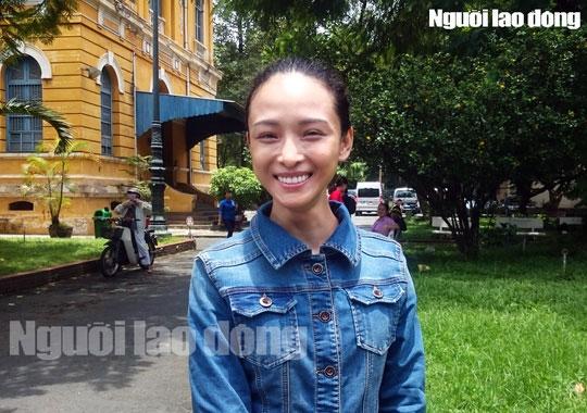 """Hoa hậu Phương Nga: """"Mong vụ án sớm khép lại"""""""