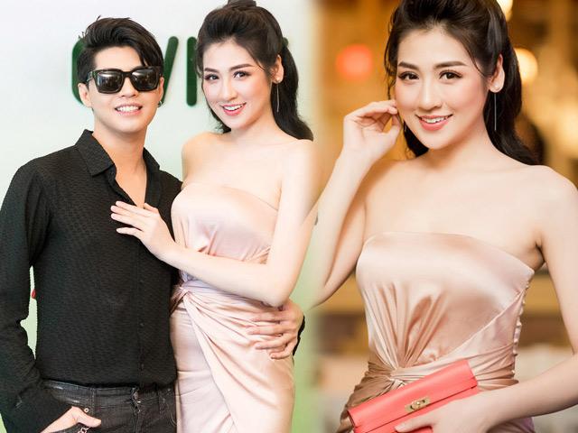 """11 bộ đầm sexy đẳng cấp của """"bạn gái Noo Phước Thịnh"""" - 13"""