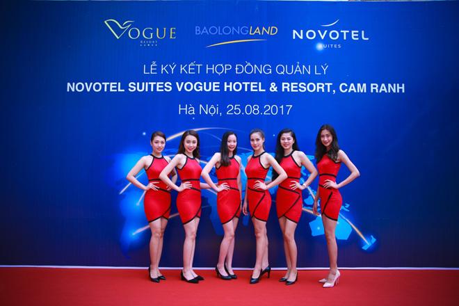 Hợp đồng quản lý Novotel Suites Vogue Hotel & Resort, Cam Ranh chính thức được ký kết - 1