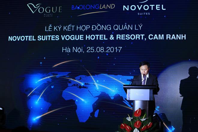 Hợp đồng quản lý Novotel Suites Vogue Hotel & Resort, Cam Ranh chính thức được ký kết - 3