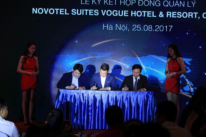 Hợp đồng quản lý Novotel Suites Vogue Hotel & Resort, Cam Ranh chính thức được ký kết - 5