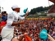 Thể thao - Đua xe F1, Belgian GP: Cảm xúc cuộc đấu Hamilton - Vettel