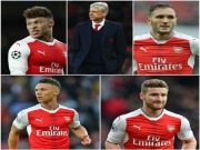 "Arsenal thảm bại Liverpool: 4 SAO bị nghi  "" phản ""  Wenger"