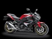 Kawasaki Z250 ABS màu mới lên kệ, giá 103 triệu đồng