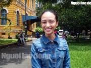 """Hoa hậu Phương Nga:  """" Mong vụ án sớm khép lại """""""