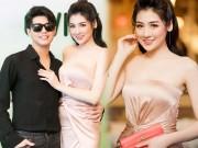 """"""" Bạn gái Noo Phước Thịnh """"  mặc xẻ cao ngút thu hút mọi ánh nhìn"""